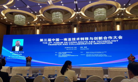 Press Release of India China Trade Centre (ICTC) on Successful business delegation to Kunming, Yunnan Province, P. R. China from 13th to 17th June 2018 (20-06-2018)